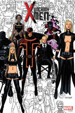 Image: Uncanny X-Men #600 by Bachalo Poster  - Marvel Comics