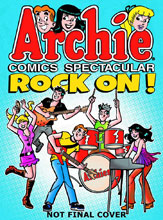 Image: Archie Comics Spectacular: Rock On! SC  - Archie Comic Publications