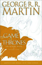 Image: Game of Thrones Vol. 04 HC  - Bantam / Spectra