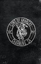 Image: Sons of Anarchy Vol. 01 HC  (limited edition) - Boom! Studios