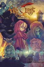 Image: Fairy Quest Vol. 02: Outcasts SC  - Boom! Studios