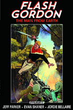 Image: Flash Gordon Omnibus Vol. 01: The Man from Earth SC  - Dynamite