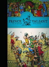 Image: Prince Valiant Vol. 11: 1957-1958 HC  - Fantagraphics Books