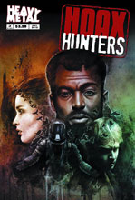 Image: Hoax Hunters #3 (2015) - Heavy Metal Magazine