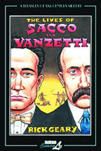 Image: Treasury of 20th Century Murder: The Lives of Sacco & Vanzetti SC  - NBM