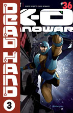 Image: X-O Manowar #36 (cover A - Sandoval) - Valiant Entertainment LLC