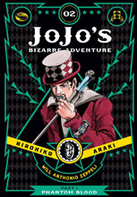 Image: JoJo's Bizarre Adventure Vol. 02: Part 01 - Phantom Blood HC  - Viz Media LLC