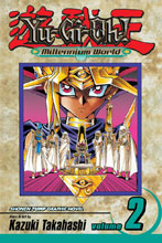 Image: Yu Gi Oh Millennium World Vol. 02 GN  (current printing) - Viz Media LLC