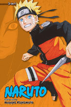 Image: Naruto 3-in-1 Edition Vol. 11 SC  - Viz Media LLC