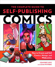 Image: Complete Guide to Self-Publishing Comics SC  - Watson Guptill