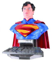 Image: DC Comics 3D Puzzle: Superman  -