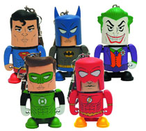 Image: Write Ems: DC Comics Figural Pens 24-Piece Display  -
