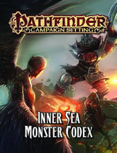 Image: Pathfinder Campaign Setting: Inner Sea Monster Codex  -