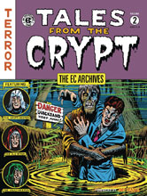 Image: EC Archives: Tales from the Crypt Vol. 02 HC  - Dark Horse Comics