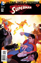 Image: Superman #52 - DC Comics