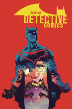 Image: Batman: Detective Comics Vol. 08 - Blood of Heroes HC  - DC Comics