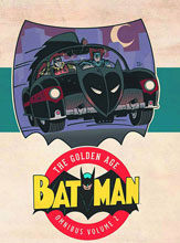 Image: Batman: The Golden Age Omnibus Vol. 02 HC  - DC Comics