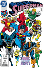 Image: Superman: Panic in the Sky SC  (new edition) - DC Comics