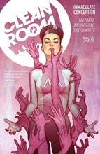 Image: Clean Room Vol. 01: Immaculate Conception SC  - DC Comics - Vertigo
