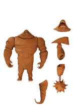 Image: Batman the Animated Series Deluxe Action Figure 30: Clayface  - DC Comics