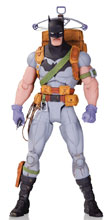 Image: DC Comics Designer Series Capullo Action Figure: Survival Gear Batman  - DC Comics
