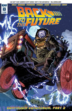 Image: Back to the Future #8  [2016] - IDW Publishing
