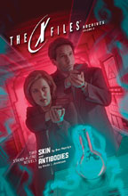 Image: X-Files Archives Vol. 02: Skin & Antibodies SC  - IDW Publishing