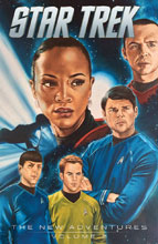 Image: Star Trek: The New Adventures Vol. 03 SC  - IDW Publishing