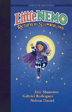 Image: Little Nemo: Return to Slumberland Deluxe Edition HC  - IDW Publishing