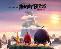 Image: Angry Birds: The Art of the Angry Birds Movie HC  - IDW Publishing