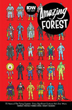 Image: Amazing Forest #5  [2016] - IDW Publishing