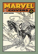 Image: Marvel Covers: The Modern Era Artist's Edition HC  (McFarlane cover) - IDW Publishing