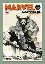 Image: Marvel Covers: The Modern Era Artist's Edition HC  (Kieth cover) - IDW Publishing