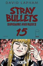 Image: Stray Bullets: Sunshine & Roses #15  [2016] - Image Comics