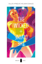 Image: Wicked + The Divine #19 (cover A - McKelvie & Wilson) - Image Comics