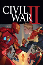 Image: Civil War II #1  [2016] - Marvel Comics