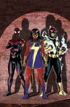 Image: Ms. Marvel #7 - Marvel Comics