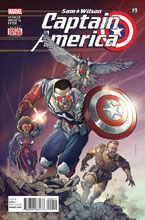 Image: Captain America: Sam Wilson #9 - Marvel Comics