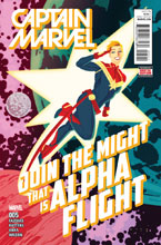 Image: Captain Marvel #5 - Marvel Comics