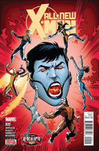 Image: All-New X-Men #9 - Marvel Comics