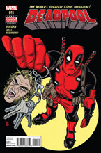 Image: Deadpool #11 - Marvel Comics