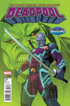 Image: Deadpool #11 (variant cover - Age of Apocalypse) - Marvel Comics