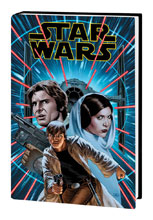 Image: Star Wars Vol. 01 HC  (Cassaday cover) - Marvel Comics