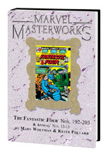 Image: Marvel Masterworks Vol. 236: The Fantastic Four Nos. 192-203, Annual Nos. 12-13 HC  - Marvel Comics
