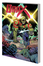 Image: Drax Vol. 01: The Galaxy's Best Detective SC  - Marvel Comics