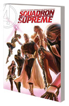 Image: Squadron Supreme Vol. 01: By Any Means Necessary! SC  - Marvel Comics