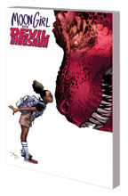 Image: Moon Girl and Devil Dinosaur Vol. 01: BFF SC  - Marvel Comics