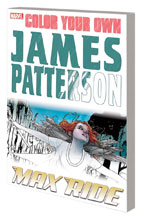 Image: Color Your Own James Patterson SC  - Marvel Comics