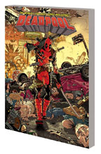 Image: Deadpool: World's Greatest Vol. 02 - End of an Error SC  - Marvel Comics
