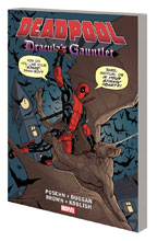 Image: Deadpool: Dracula's Gauntlet SC  - Marvel Comics